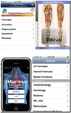 Post image for The Best and Most Useful Medical Apps for the iPhone or iPod Touch