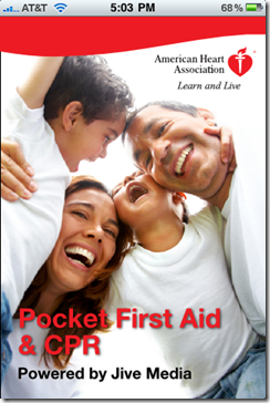 Post image for Pocket First Aid &#038; CPR App Used to Save Life  In Depth Look at App [App Review]