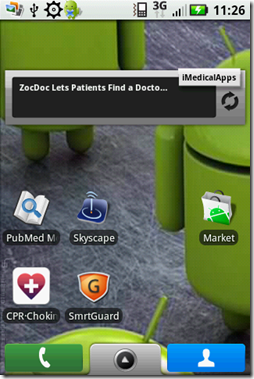 Post image for Top 5 Free Android Medical Apps
