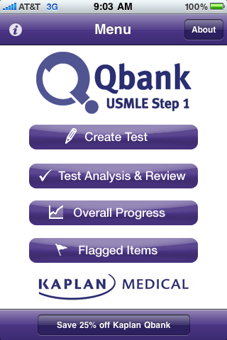 Latest USMLE Kaplan Bokks Download QBank.1