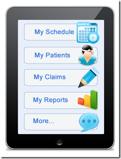 Post image for The First Native iPad Electronic Health Record – An Interview with the Dr. Chronos EMR Development Team
