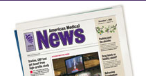 Post image for American Medical News does a feature on three physician medical app developers
