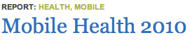 Post image for One in ten cell phone users have apps that help track or manage their health