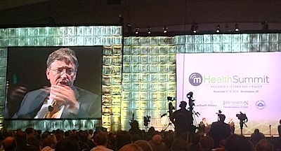 Post image for Bill Gates interview at mHealth – How mobile health can be used to improve healthcare outcomes