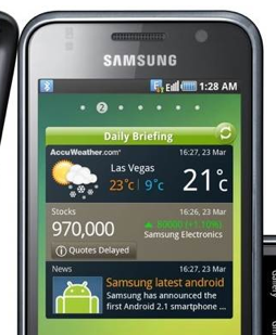 Post image for Samsung is making custom Android operating system phones & tablets for EMR and medical use