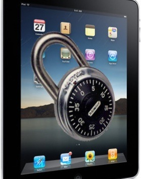 Post image for How to secure your iPhone or iPad for medical use