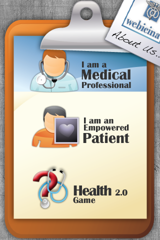 Post image for Comprehensive Medical Internet Directory, Webicina.com, now has a convenient iPhone app