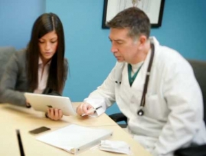 "Post image for Apple features Medtronic on their website: ""Better Medicine Through iPad"""