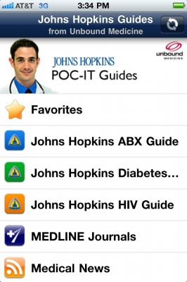 Post image for Johns Hopkins HIV Guide app synthesizes HIV information into mobile form for iPad & iPhone