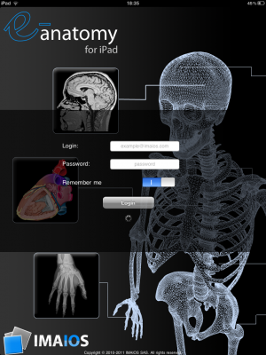 Post image for iPad anatomy app that could replace a textbook? IMAIOS Mobile Atlas gets significant update