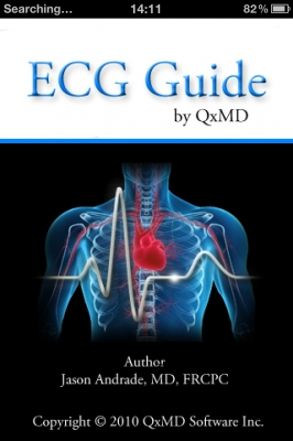 Post image for Will ECG Guide by QxMD steal Instant ECG's crown as the best ECG app?