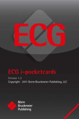 Post image for ECG i-Pocketcards – comprehensive pocket reference guide for healthcare professionals