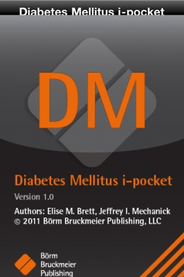 Post image for Diabetes Mellitus i-pocket provides in-depth evidence-based guidelines for treatment, but has some flaws