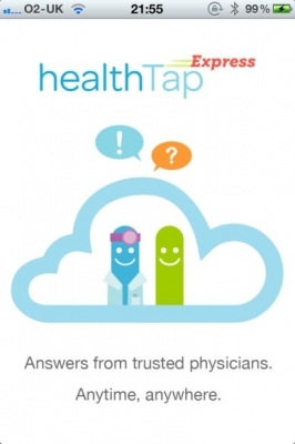 Post image for HealthTap Express Connects Patients To Over 5000 Physicians Via Your Smartphone