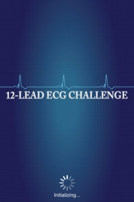 Post image for 12 Lead ECG Challenge is an ideal app to develop ECG reading skills