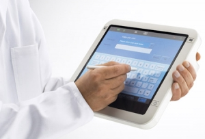 Post image for More than seventy five percent of doctors now use smartphones and tablets at work