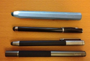 Post image for iPad Stylus Pen Review: An Updated Comparison of the best stylus for the iPad