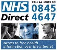 Post image for UK patients able to get health advice via free iPhone medical app, review of NHS Direct app