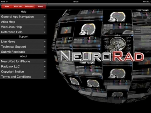 Post image for NeuroRad for iPad is a great app for medical professionals to learn radiology
