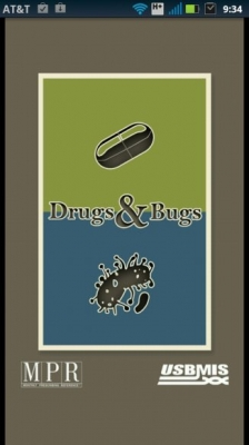 Post image for Android Drugs and Bugs app is a comprehensive antibiotic reference app from MPR