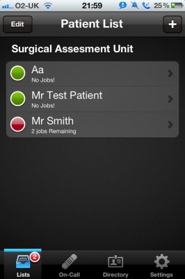 Post image for HouseOfficer app is the future of digital patient management
