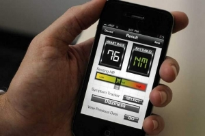 Post image for Researchers demonstrate iPhone camera can screen for atrial fibrillation