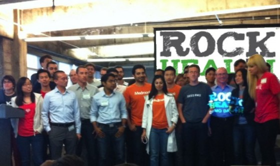 Post image for Another talented class of health startups graduates at Rock Health