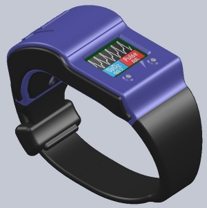 Post image for Oxitone launches crowdfunding campaign for innovative wrist-worn pulse oximeter