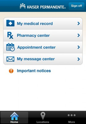 Post image for Significant growth seen by patient's accessing Kaiser's electronic health record