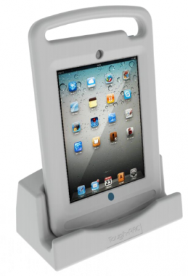 Post image for Tough-PAC case is a reasonably effective medical iPad case