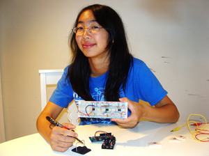 Post image for NJ High School Student Wins Competition with mHealth Invention