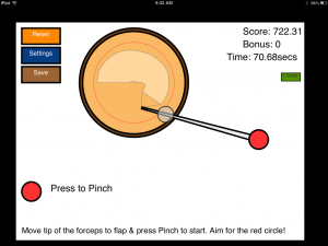 Post image for CataractMobile app helps teach eye surgery using iOS simulation