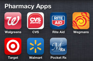Post image for CVS leads the way in mobile app design by community pharmacies
