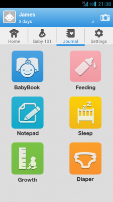Post image for WebMD Baby is a health app for new parents