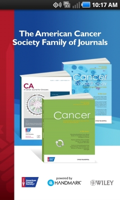 Post image for The American Cancer Society Family of Journals app brings an abundance of information together in an organized way
