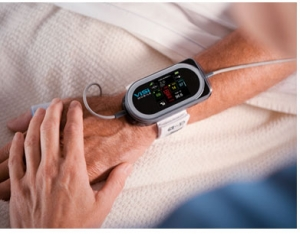 Post image for ViSi Mobile enables patients to be mobile in the hospital with wireless monitoring