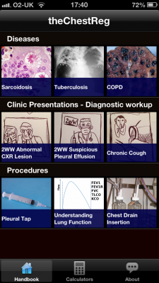 Post image for theChestReg app is an essential respiratory medicine resource