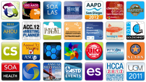 Post image for My personal pet peeve is medical apps for specific conferences