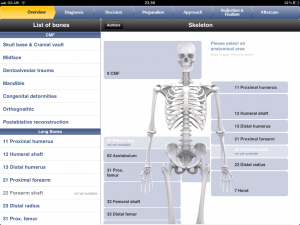 Post image for AO Surgery HD app brings detailed fracture management to the iPad
