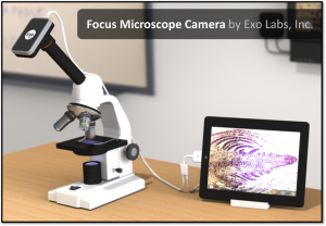 Post image for Microscope camera displays view on iPad with potential applications for pathologists