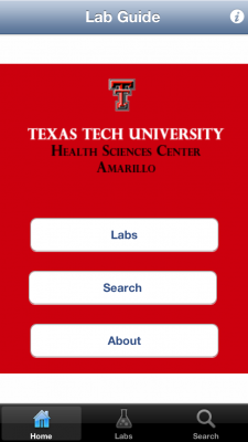 Thumbnail image for Medical students can learn lab values on their phones with new app by TTUHSC Amarillo