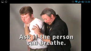 Post image for CPR/Choking video app has good videos for patients but overall utility limited