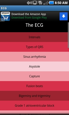 Post image for Electrocardiogram ECG Types for Android is visually pleasing but lacks transparency and authority