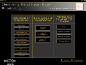 Post image for Electronic Fetal Heart Rate Monitoring app for the masses