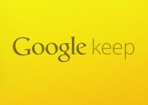 Post image for Google Keep productivity app arrives to compete with Evernote