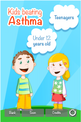 Post image for The Kids Beating Asthma app might help children learn about their asthma