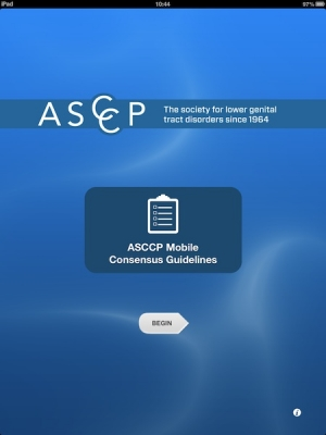 Post image for Cervical cancer screening medical app by ASCCP provides guidance to OBGYN physicians
