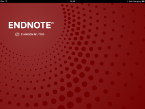 Post image for EndNote for iPad app released for improved mobile reference management