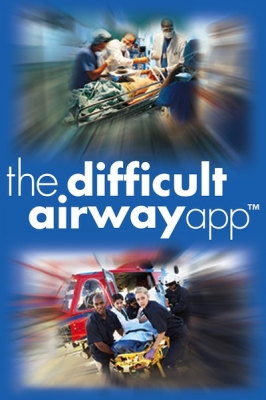 Post image for The Difficult Airway App is an essential tool for Emergency Physicians