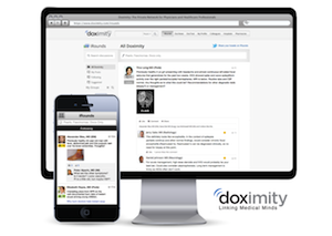 Post image for Doximity hits 160,000 users and releases native app for iPad, iMedicalApps exclusive sneak peak